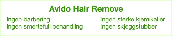 Avido Hair Remove